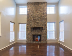 roofing bowie roof | family room after 1
