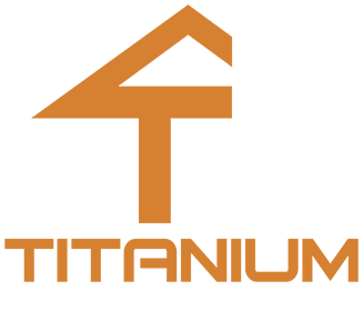 roofing bowie roof | Titanium Logo
